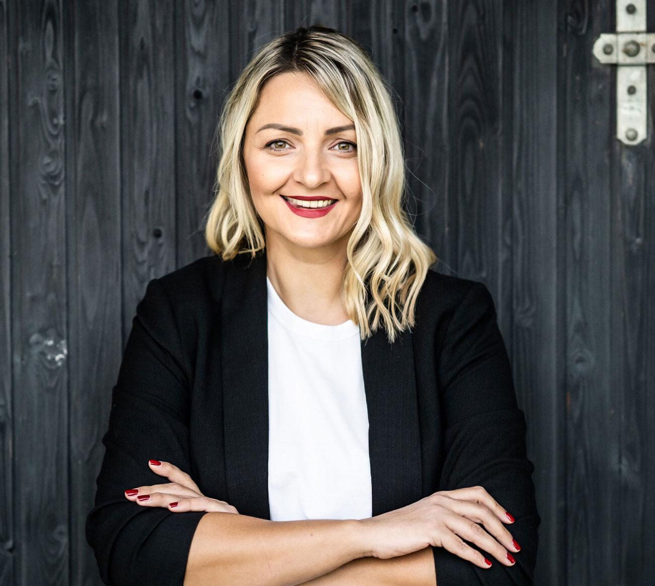 Selma Alic Geschäftsführung Werbeagentur Brandchilli